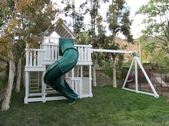 IMG_0918 (Swing Set Solutions) Tags: set play swings vinyl slide structure swing solutions playset polyvinyl