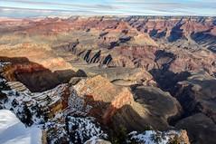 Yavapai Point, Grand Canyon. (XbinData) Tags: park arizona usa nationalpark grandcanyon grand canyon national yavapai yavapaipoint