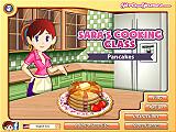 莎拉的烹飪班:薄烤餅(Sara's Cooking Class: Pancakes)