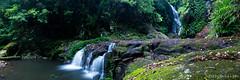 Elabana Falls (Cale.R) Tags: longexposure panorama landscape waterfall stitch australia queensland landscapephotography elabana elabanafalls canoncanon5dmkii