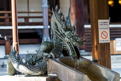 Japanese Dragon  (olvwu | ) Tags: water japan landscape temple japanese kyoto dragon buddhist historic   tap honganji higashihonganji clearwater   purify  temizuya historicsite historicbuilding  temizu kyotocity  jungpangwu oliverwu oliverjpwu  purelandbuddhism kyotoprefecture japanesedragon olvwu  chozuya  jungpang easterntempleoftheoriginalvow onissan