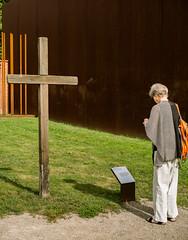 Gedenkstätte Berliner Mauer (Poul-Werner) Tags: travel vacation berlin germany memorial berlinwall tyskland ferie ackerstrasse bernauerstrasse rejse berlinmuren mindesmærke riisrejser