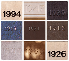 31-01-2013 (Irina Silayeva) Tags: metal wall 1931 concrete 50mm florida year 1988 universityofflorida gainesville numbers font 1912 marble date 1994 1919 20thcentury 1939 1947 1905 1926 gainesvilleflorida project365 buildingdate canon50mmf12 canon5dmarkii