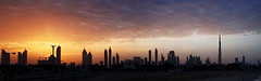 #850E4840-1 - Good Morning Dubai (crimsonbelt) Tags: city beach nature clouds sunrise dubai scape jumera