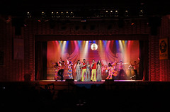 Super Trouper (Arimm) Tags: concert stage curtain dancer singer venue abbaesque arimm nexc3