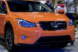 2013 Washington Auto Show - Lower Concourse - Subaru 1 by Judson Weinsheimer