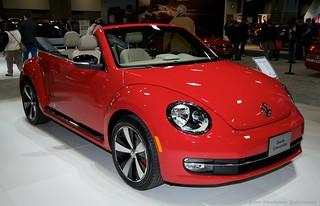 2013 Washington Auto Show - Lower Concourse - Volkswagen 4 by Judson Weinsheimer