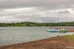 Sunday Leisure (views@vista) Tags: clouds hills lake maharashtra monsoon pune rains sky hdr