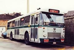 429 DEPOT (brossel 8260) Tags: belgique liege bus stil