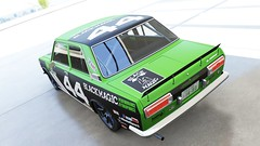 Datsun 510 (Doggies Garage) Tags: forzamotorsport6 xboxone doggiesgarage datsun 510 bre blackmagic