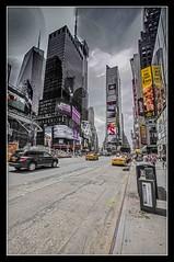 NYC Street view (Zetach) Tags: nyc streetscene skyscrapers newyorkcity