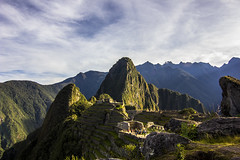 """In the variety of its charms and the power of its spell, I know of no place in the world which can compare with it. "" (Gu Photography) Tags: machupichhu peru southamerica travel moments dreams aquascalientes machu picchu"