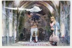 inhale love (akrischker.com) Tags: helmut grill photography mirror art nordart büdelsdorf effect kunst betrachten