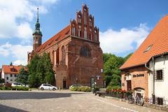 Church in Supsk (1) (Krzysztof D.) Tags: supsk pomorskie pomorze polska poland polen architecture architektura church kirche koci