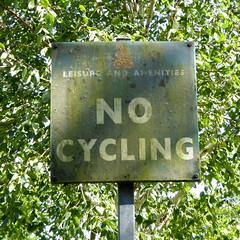 23viii2016 Waterloo Gardens 2 (garethedwards36) Tags: waterloo gardens park roath cardiff wales uk lumix sign