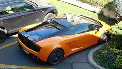 Lamborghini Gallardo LP560-4 Bicolore (Daniel Supercars) Tags: lamborghini gallardo lp5604 bicolore