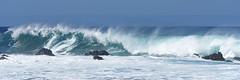 Die perfekte Welle (Kurt unterwegs) Tags: atlantic gomera kanaren insel welle see sturm gischt aufgepeitscht wellenreiten brandung wellenbrecher wasser