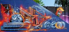 Eindhoven 2016 (oerendhard1) Tags: graffiti streetart urban art eindhoven berenkuil sita stepinthearena 2016 tru luv truluv