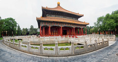 Confucius Temple, Beijing, China (goneforawander) Tags: asia backpacking beijing china composite confu confuciustemple d7100 enzedonline goneforawander nikon panorama photomerge travel