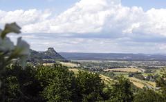 Hohenkrhen (Bloedfug) Tags: hohen twiel singen hegau vulvano castle middle ages germany