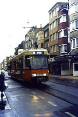 Slide 071-12 (Steve Guess) Tags: belgium belgique belgien belgi  flanders flandre flandern  nmvb sncv vicinal tram tramway streetcar strassenbahn