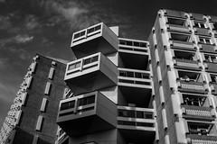 Weston Rise Estate (farukb) Tags: london architecture buildings brutalist social housing concrete kings cross