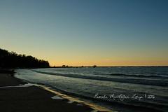 20160828-IMG_7732-WM (Pamela McLellan Zmija) Tags: pamelamclellanzmija saugeenshores portelgin sunset beach lakehuron goblesgrove sunshine