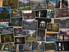 5 - 155/366 (a_Valentine) Tags: 365days 366 collage five photocollage photocollection wall 365project avalentine collagedigital photowall fivemonths rückenfigur 365daysproject valentinastocchetti