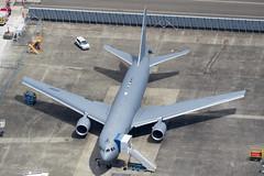 USAF/Boeing KC-46A N462KC (Josh Kaiser) Tags: 7672c boeing kc46a n462kc usaf 767 tanker pegasus testing boeingfield bds boeingdefense bfi kbfi