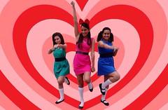 (clararebelde) Tags: terceirao cp2 diadopersonagem superpoderosas meninas bubbles buttercup blossom girls power girlpower powerpuffgirls
