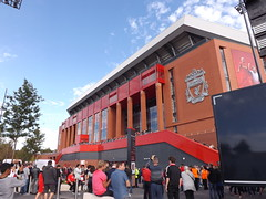 Anfield Main Stand (lcfcian1) Tags: liverpool fc leicester city anfield football sport merseyside epl bpl premier league liverpoolfc leicestercity liverpoolvleicester liverpoolvleicestercity lfc lcfc