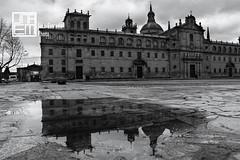 Monforte (Jina Estrada) Tags: 2016 aveiga bw bn blackandwhite blancoynegro byn espaa fotografia galicia jinaestrada ourense outdoor photography spain winter