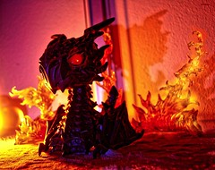 Wicked Eyes and Wicked Hearts (BrickSev) Tags: skyrim funko pop alduin dragon figure funkopop figures bobble head video game games videogame videogames photography toy toys toyphotography fantasy collectible collectibles indoor tabletop fire flame flames