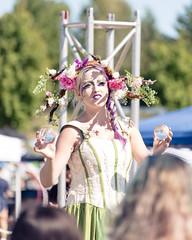 Buskerfest 2016 - Day 3 (afternoon) (MorboKat) Tags: toronto woodbinepark buskerfest busker busking performer streetperformer gaia juggling juggler contactjuggling