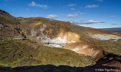 Seltun (VidarSig) Tags: seltn krsuvk reykjanes iceland kleifarvatn hverasvi hver heittvatn