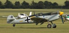 Buchon 10 20120701 (Steve TB) Tags: iwm duxford flyinglegends 2012 canon eos5dmarkii hispano ha1112 buchon bf109