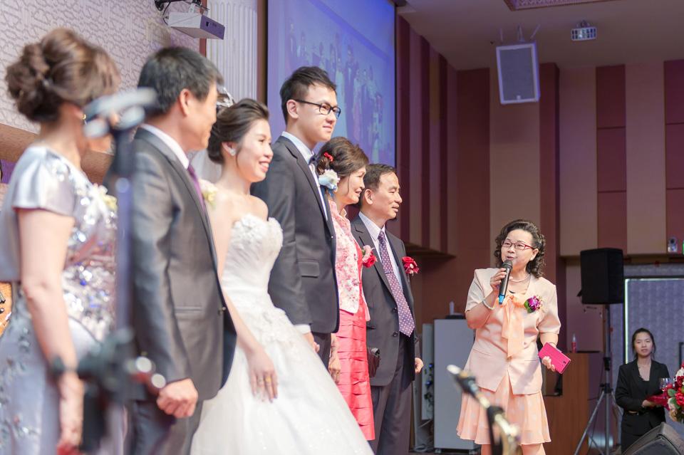 台南婚攝 情定婚宴城堡永康館 婚禮紀錄 C & V 136