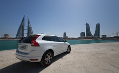 xc 60 by the bay (azahar photography) Tags: airbag auto automobile automotive background black business car chrome colorful comfort concept dash dashboard design drive driver fast gear glass inside interior leather light limousine luxury modern new race safety sedan shift speed speedometer sport station steering swedish symbol technology transport transportation travel trees v50 vehicle volvo xc60 mpv suv bahrain bahrainbay manama