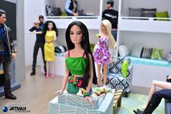 JATMAN - K-Pop Me E01 03 (JATMANStories) Tags: fashionroyalty actionfigure 16scale kpop korean drama barbie diorama
