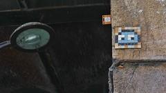 RV 2011_9095 place Balard Paris 15 (meuh1246) Tags: streetart paris mosaïque rv2011 placebalard paris15