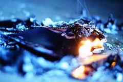 burn (*sheridanlee) Tags: blue friends loss fire photo friendship smoke memories flame burn photograph ash