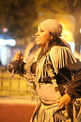 IMG_4684 (Charles J. Scanlon) Tags: dance dancers tribal guadalupe plazadearmas ciudadjuarez matachines ritualdance matachin zonacentro tricaldance
