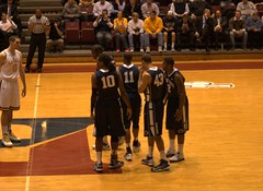 Team strategy (Penn State World Campus) Tags: pennstateworldcampus pennstatebasketball