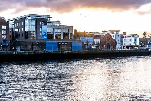ireland sunset dublin europe sony docklands dublindocklands williammurphy streetsofdublin infomatique nex7
