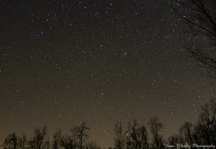 Geminid Shower (Vaun-Whitley Photography) Tags: sky night canon shower iso3200 rebel virginia f30 andromeda nightsky comet gemini cumberland meteor t3i 18mm geminid meteorshower eastsky westsky