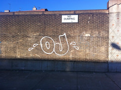 OJ (taste-maker) Tags: nyc graffiti no outline xtc oj dumping fyc ojae throwie