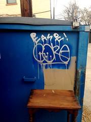 (VISI♢∩QÜΞ5†) Tags: graffiti gore ease