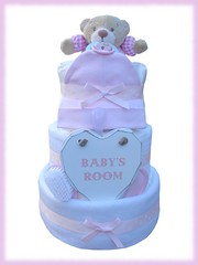Nappy Cake (62) (Labours Of Love Baby Gifts) Tags: babygift nappycake nappycakes newbabygifts laboursoflovebabygifts