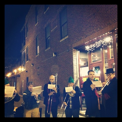 Brass Band in Andersonville
