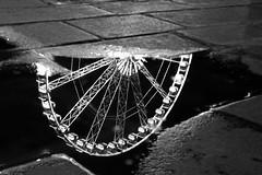 Reflection (Guy Lejeune) Tags: paris building blackwhite noiretblanc monuments ringexcellence blinkagain dblringexcellence tplringexcellence bestofblinkwinners eltringexcellence creativephotocafe guylejeune